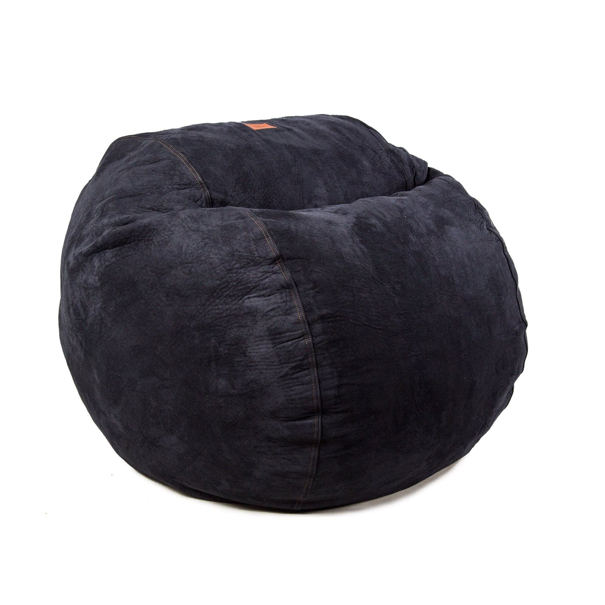 Bean Bags Chair Queen Chair Plush Microsuede